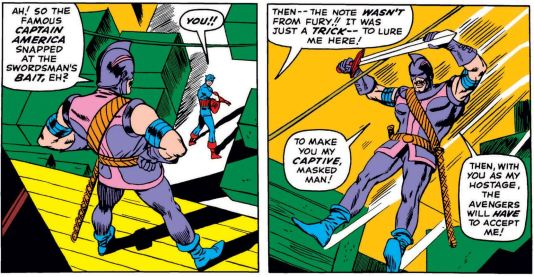 Image result for avengers swordsman 19