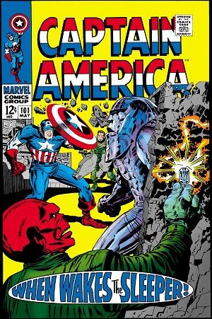 cap 101 cover