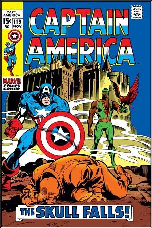 cap 119 cover