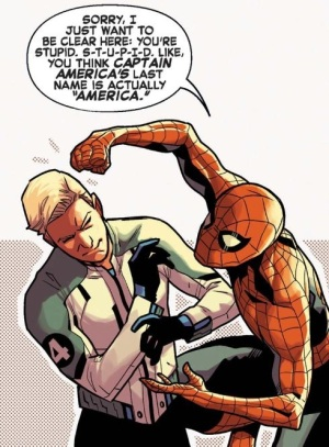 marvel 2-in-one 4 panel