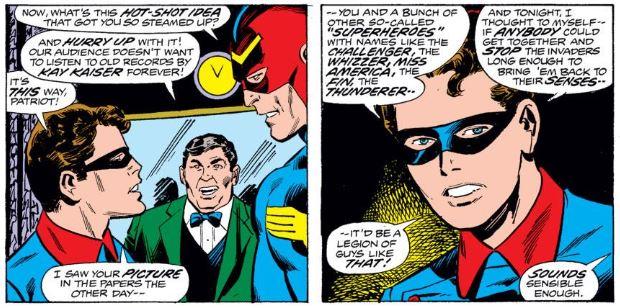 captain america comic book #4 pictures