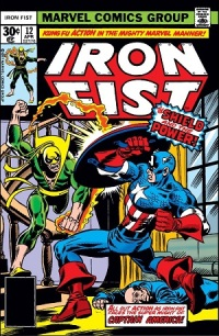 iron fist 12 cover