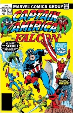 cap 218 cover