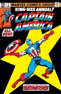cap annual 5 cover